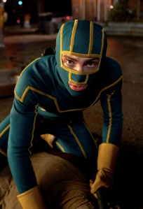 Kick-Ass, not Kicking Ass