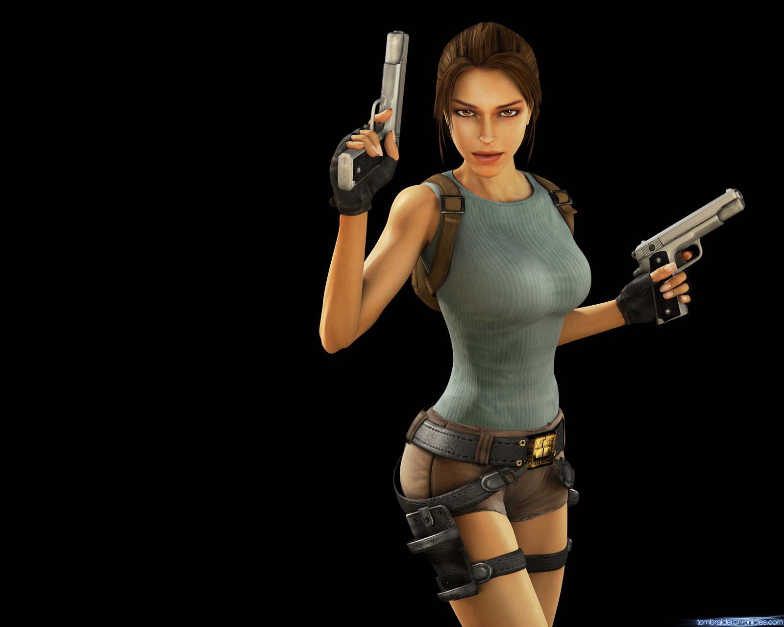 Gender In Gaming Tomb Raider 1 Reflections